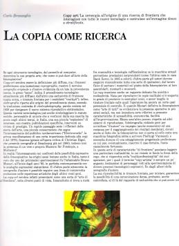 2 -Linea Grafica - Settembre 1987 pag. 42