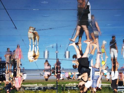 Bordeaux - miroir d'eau - 2014 (1)