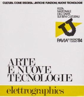 Elettrographics - Pavia 1984
