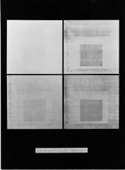 Fotocopie d'autore - da J. Albers -Vannozzi 1976