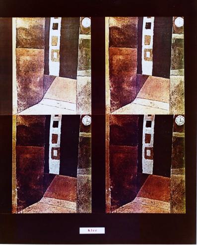 Fotocopie d'autore - da Klee - Vannozzi 1976