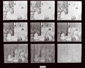 Fotocopie d'autore - da Seurat - Vannozzi 1974