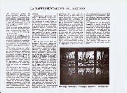 La rappresentazione del metodo - testo di Viana Conti 001