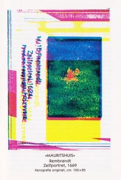 Le strutture del campo - Rembrandt - Vannozzi 1990