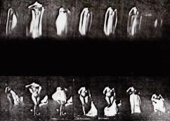 Muybridge (da) - Xerografia su acetato