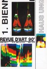 Revue D'Art 90 Parigi 1994