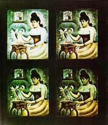 Xerografie originali - Fotocopie d'Autore - Vannozzi 1976 (2)