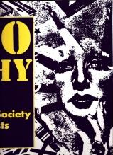 Xerography - GAM Galleria Arte Moderna Bologna 1986 copertina del catalogo