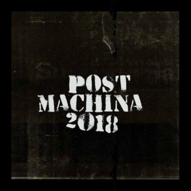 Copertina PostMachina 2018