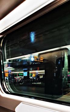 Bologna - Milano - Alta velocità- stazione - 1