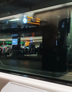 Bologna - Milano - Alta velocità- stazione - 2